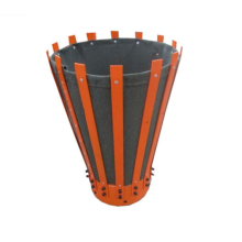 Oilfield Welded Metal Cement Basket Cementing Basket