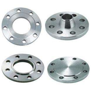 ANSI B16.5 raised face long weld neck flange