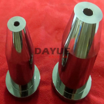 Tungsten Carbide Die Head and Core for Battery