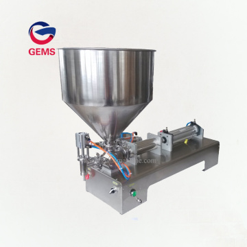 Price Cream Can Filler Machine Honey Filling Machine