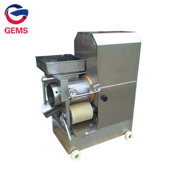 Fsh Extractor Fish Meat Extract Crab Deboning Machine