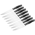 Garwin full tang steak knives with bolsters