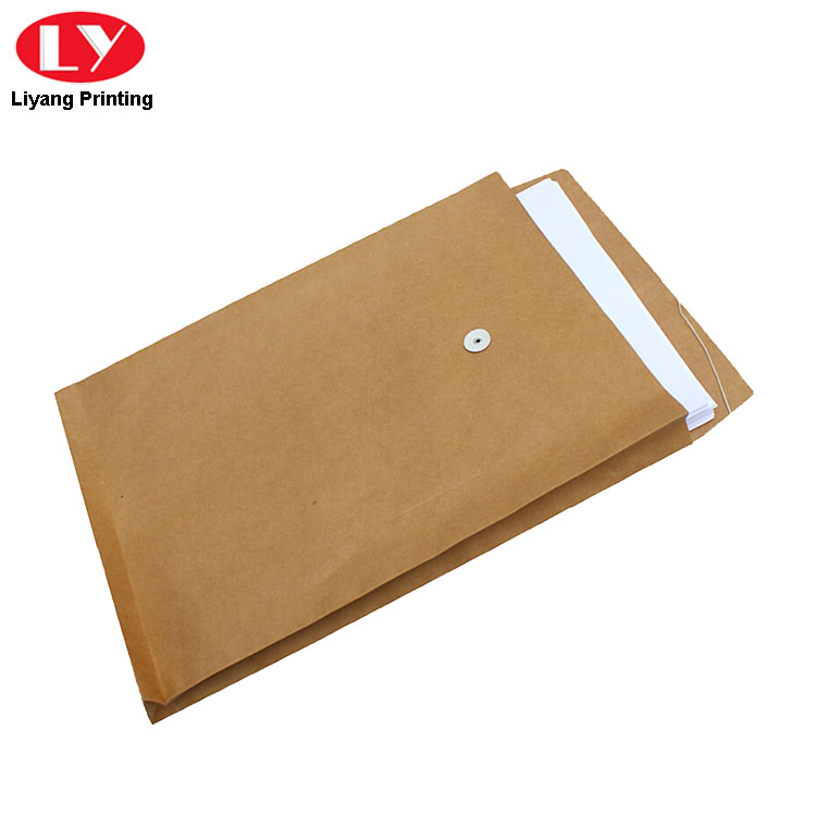 Kraft Envelope String Close