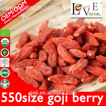 New Crop Natural Sun Dried Bio Goji Berry