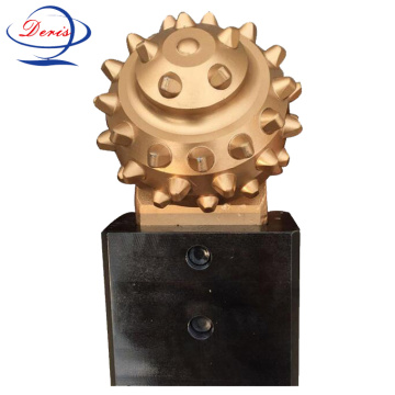 TCI single cone bit for make hole opener