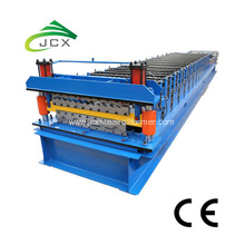 Galvanized roof sheet forming machine