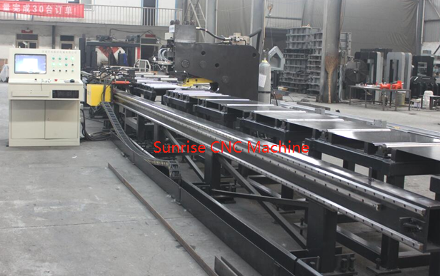 The Feeding Conveyors (Double linear guide with rack gear in middle, high precision)