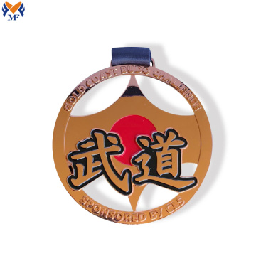 Medal with gift storage display boxes