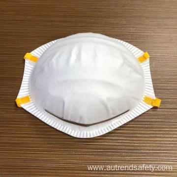 OEM Customized CE FFP2 Disposable Respirator Face Mask Dust Mask