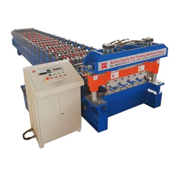 Latest Designed Profile Metal Roofing Roll Forming Machine
