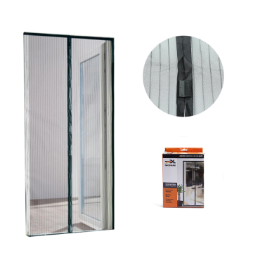 dust proof mosquito net magnetic curtain door