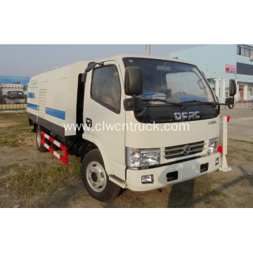 2019 New HOT DFAC road guardrail cleaning truck