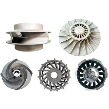 Precision Casting with Water Pump Impeller