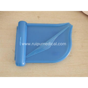 Cheap Medicine Plastic Pill Counter Tray With Knife