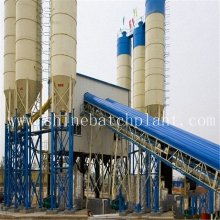 Big Volume 120 Concrete  Batch Plant