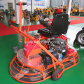 Ride-On Driver Power Trowel Concrete Finishing Machine