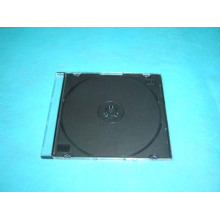 Single CD case single cd box single cd cover 5.2mm silm with black tray(YP-E501