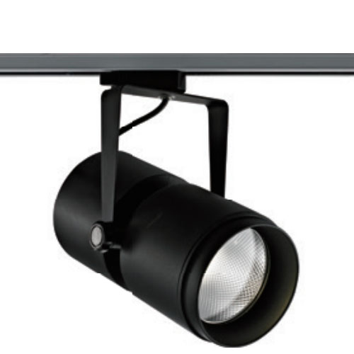 Dimmable Black 50W LED Track Light