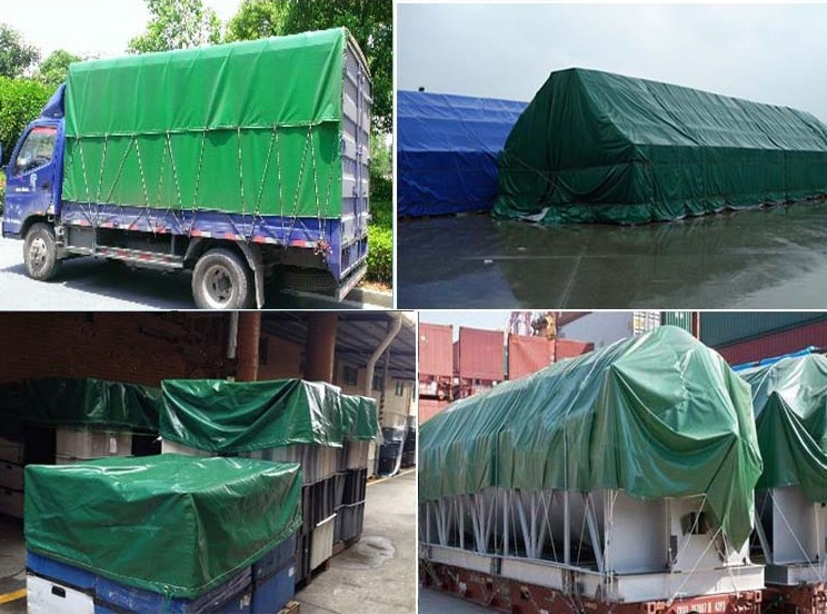 pvc tarpaulin cover use