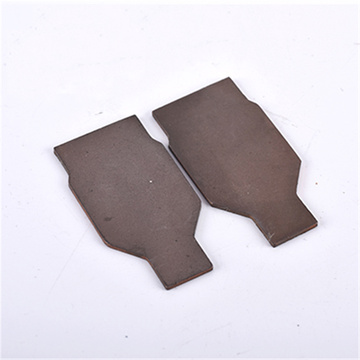 Copper Tungsten Alloy Electrode Contact CuW Contact