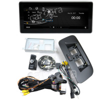 Motor GPS Navigation DVD Replace Audi Q5 factory screen