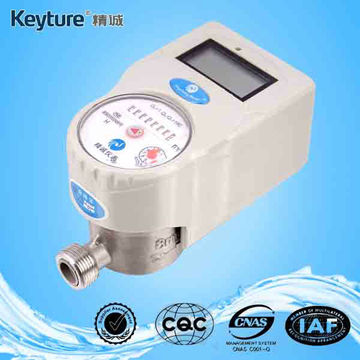 Drinkable Purified Prepaid Water Meters