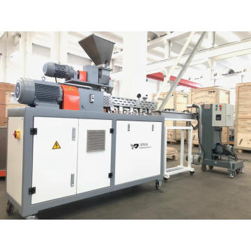 Parellel Co-Rotating Twin Screw Extruding System PSHJ 20