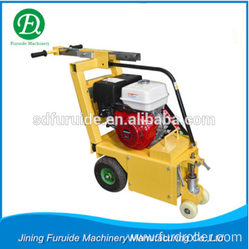 small manual type asphalt milling machine for road maintenance