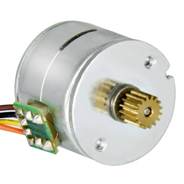 20mm Stepper Motor, Customized Size Stepper Motor for Printer and Toy, Stepper Motors 35BYJ412 Customizable
