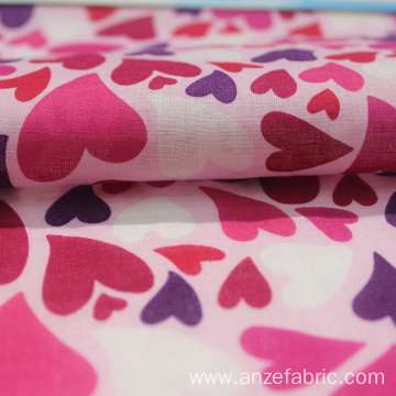 floral printed 100% cotton lawn fabric for curtain