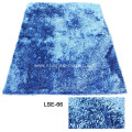Chenille Rugs with Shining Polyester