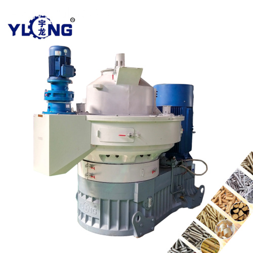 EFB pellet machine 850 -YULONG