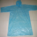 Cheap Disposable PE Raincoat in Ball