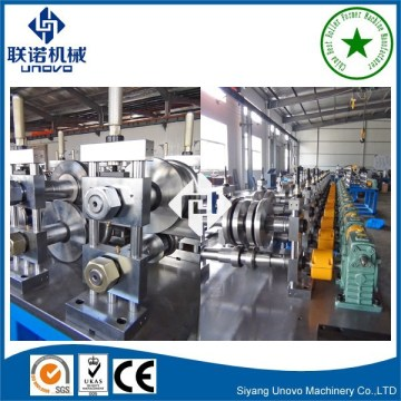 photovoltaic solar structure channel roll forming machine