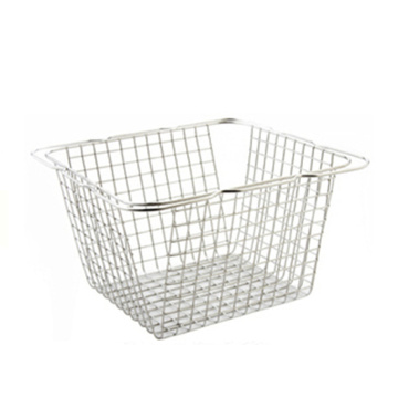 Laboratory High Temperature Plastic Disinfection Basket