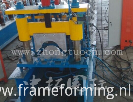Ridge roll forming machine (2)