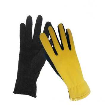 2018 Fashionable New Design Design Pretty Polyester Fleece Glove