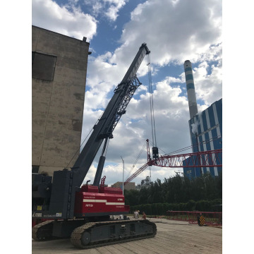 Telescopic Crawler Crane Lifting for Sale