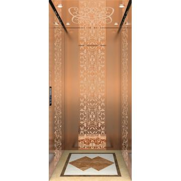 home elevators luxury villa elevator passenger lift IFE custom