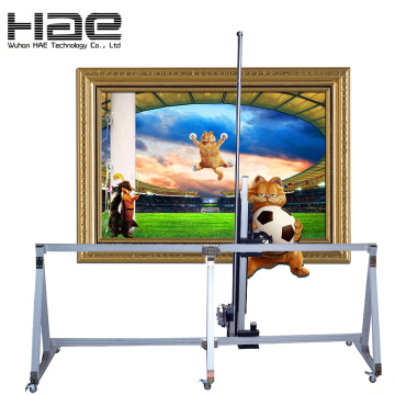 Large Format Zeescape Printer Price For Wall Art