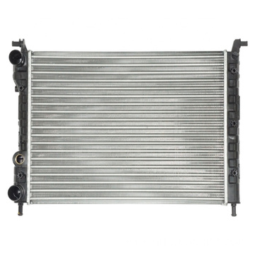 Radiator 4 core aluminum radiator for Fia-t