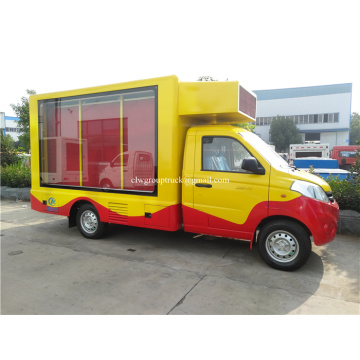 Advertising Truck Trailer mounted Mobile Led screen