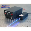 Custom 473nm low noise blue laser