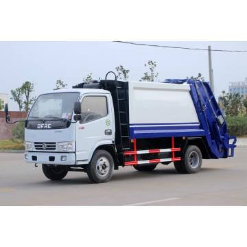 Novo caminhão de lixo DONGFENG 3Tons Press Pack
