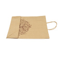 Mix Color Shopping Hand Length Kraft Paper Bag