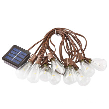 ST38 Solar Power Warm White Outdoor Decoration