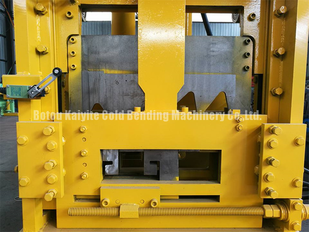 Metal Building Steel Frame Roll Forming Machine