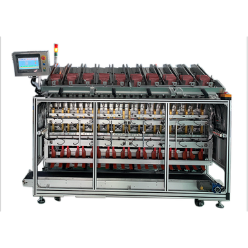 10Channel Face Mask Pack Filling Machine