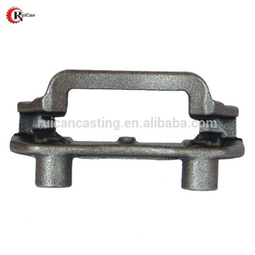 iron casting mounting metal brackets Auto parts