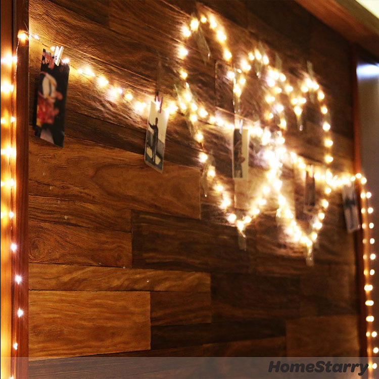 led wire string light
